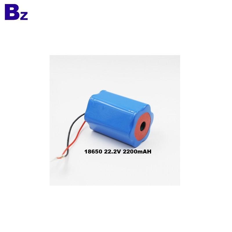 2200mAh 22.2V Battery