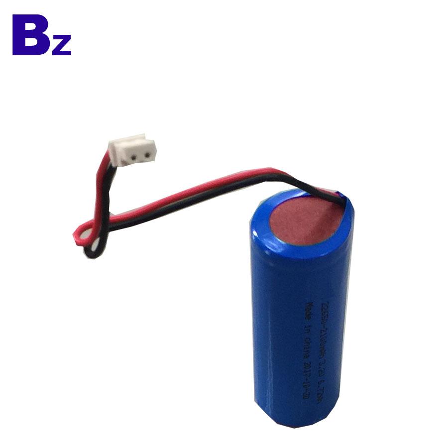 3.2V 2100mAh LiFePO4 Battery