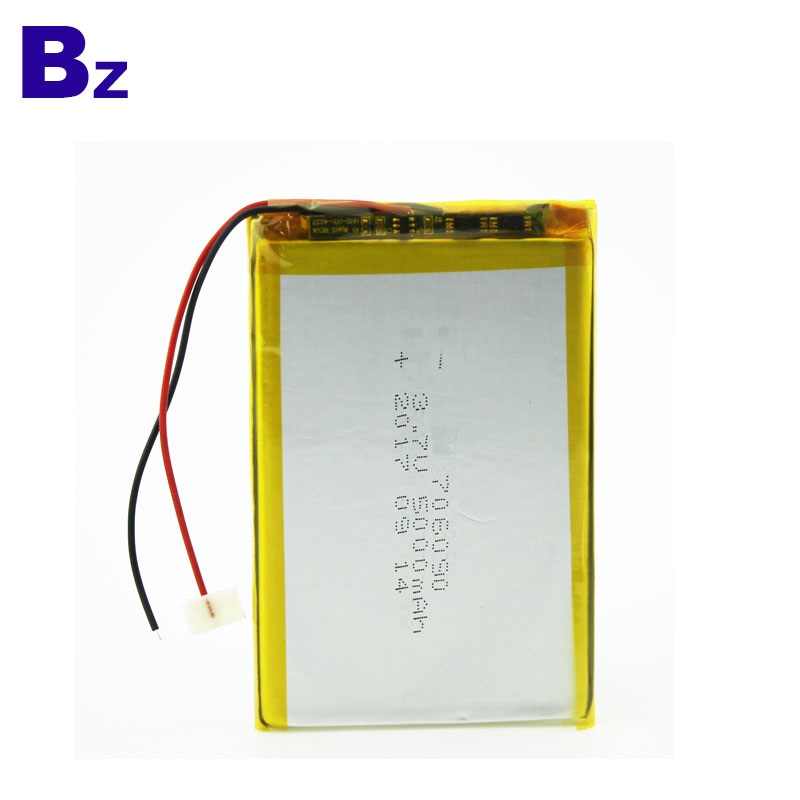 Customized Best 5000mAh Rechargeable Lipo Batteries
