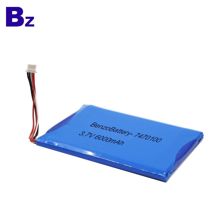 6000mAh Battery for Medical Devices