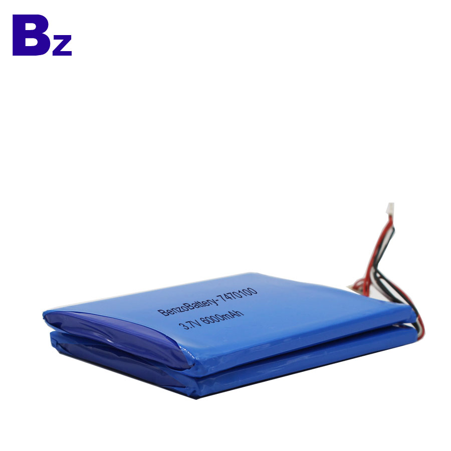 Customized Cheap Lithium Polymer Battery  Lipo Battery