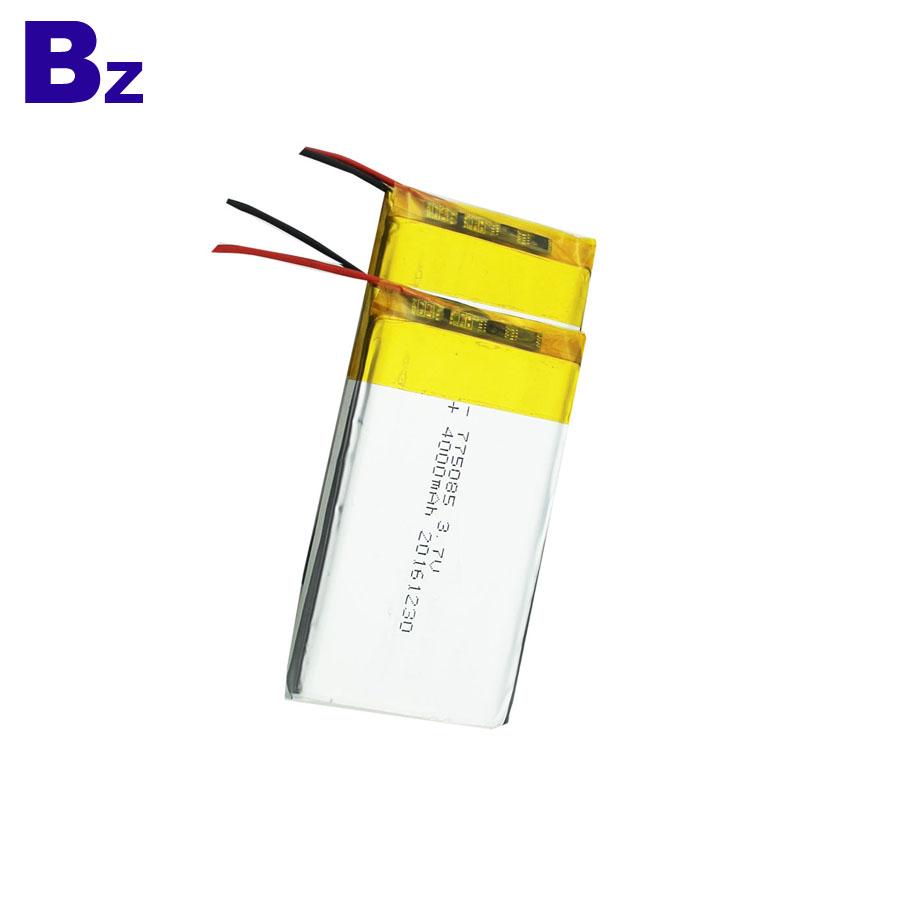 4000mA High Quality Lipo Battery