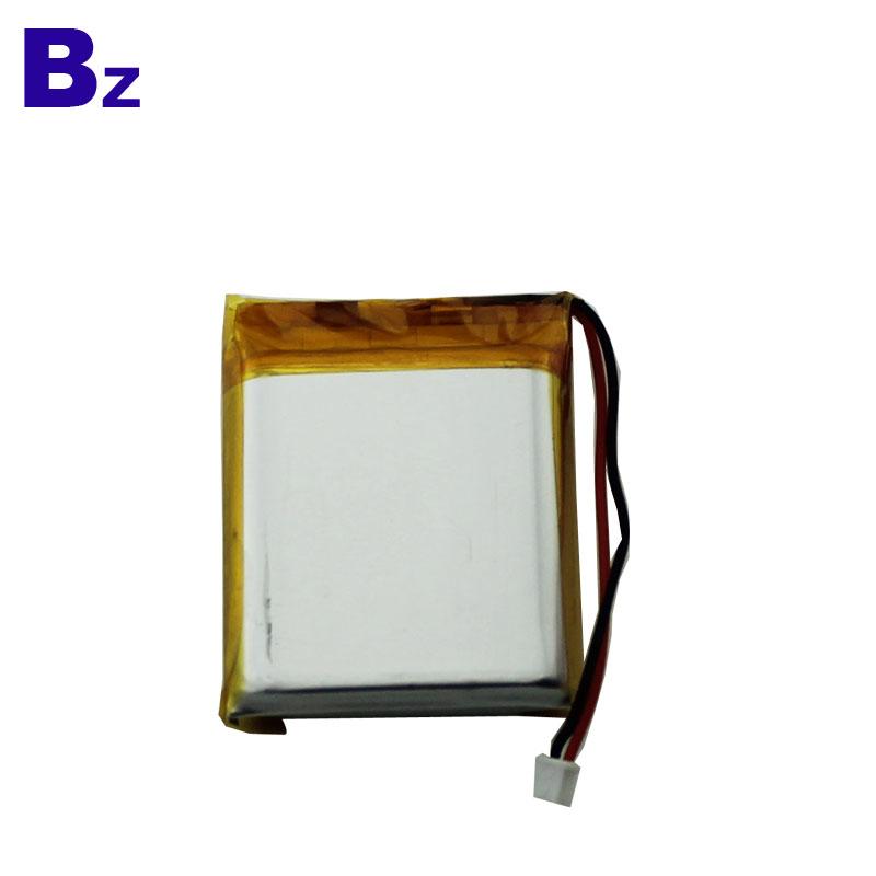 903443 3.7V 1450mAh Lithium-ion Polymer Battery