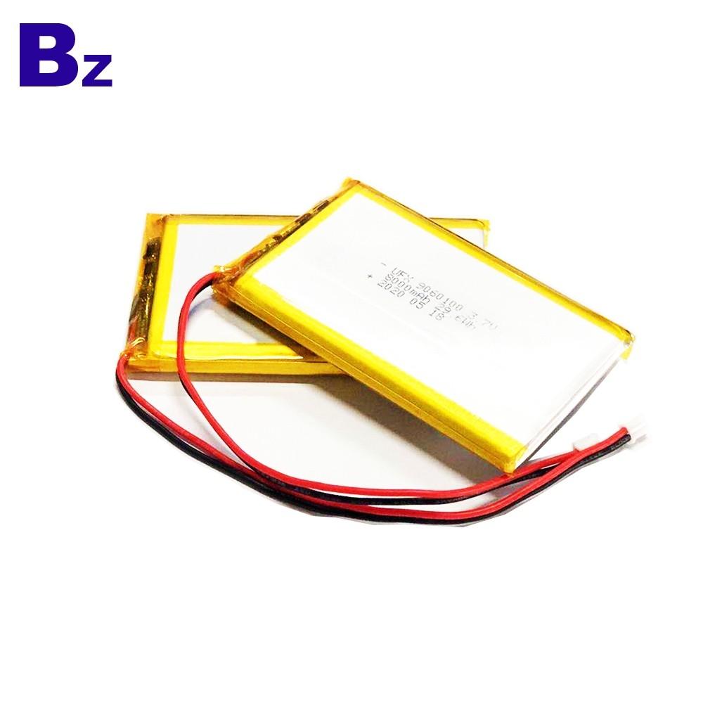 9060100 8000mAh 3.7V Li-Polymer Battery