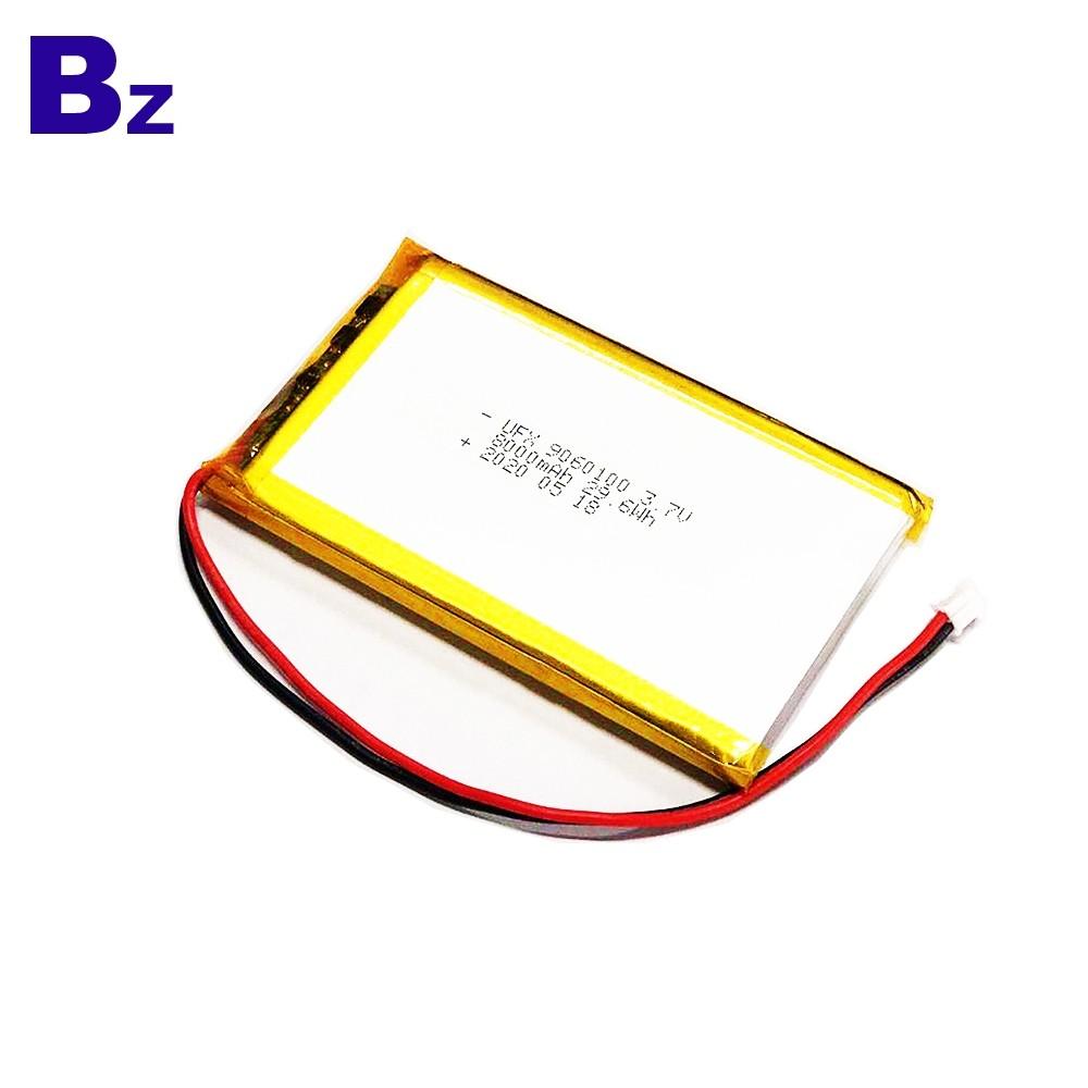 High Capacity 8000mAh Rechargeable LiPo Battery