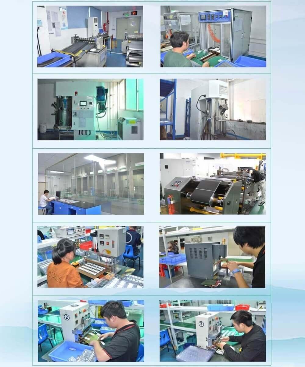 Li-po battery Factory