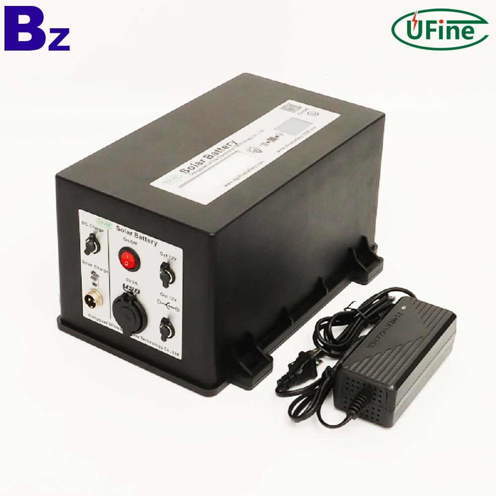 12V 90Ah Lithium iron Phosphate Battery