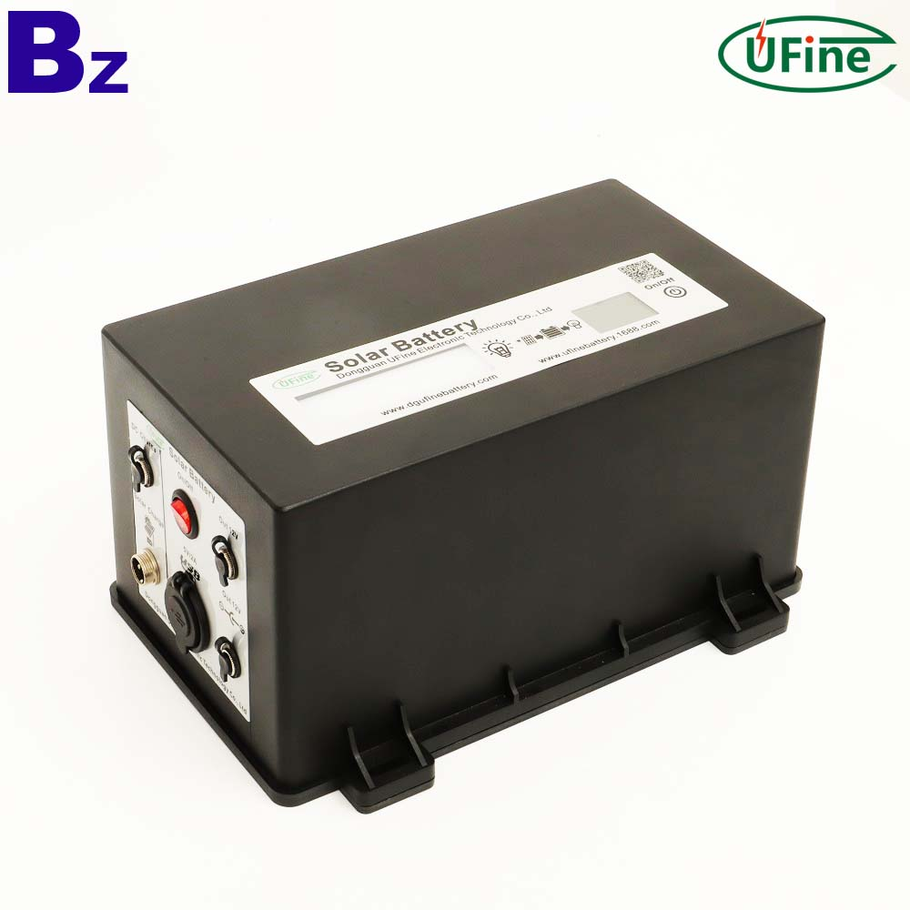 2021 Rechargeable12V Solar LiFePO4 Battery