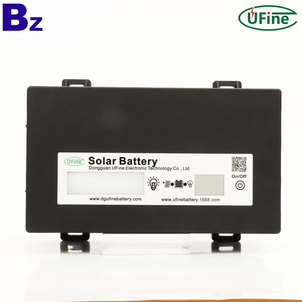 Rechargeable Solar LiFePO4 Battery
