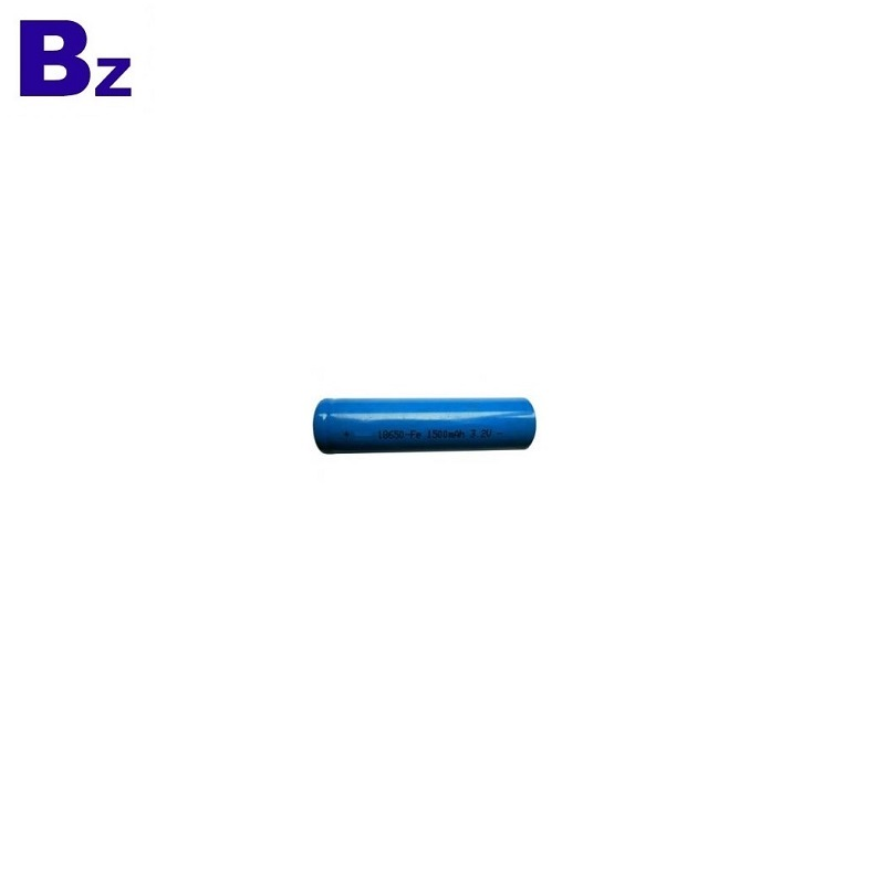 1500mAh 3.2V 18650 LiFePO4 Battery