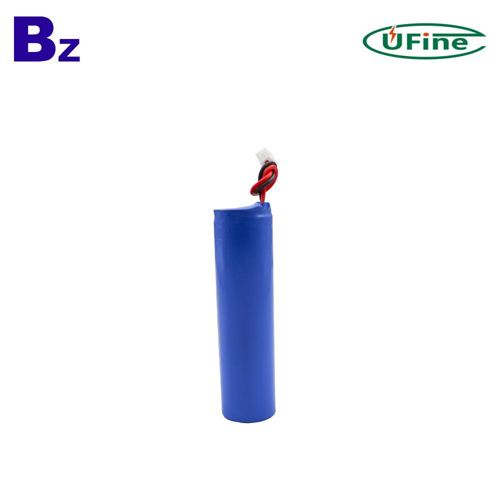 18650 3000mAh 3.7V Li-ion Battery
