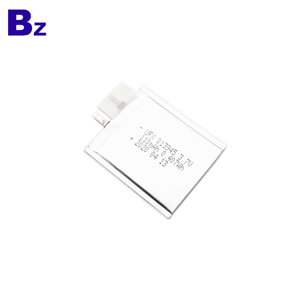 110mAh Battery for Electronic Work Card