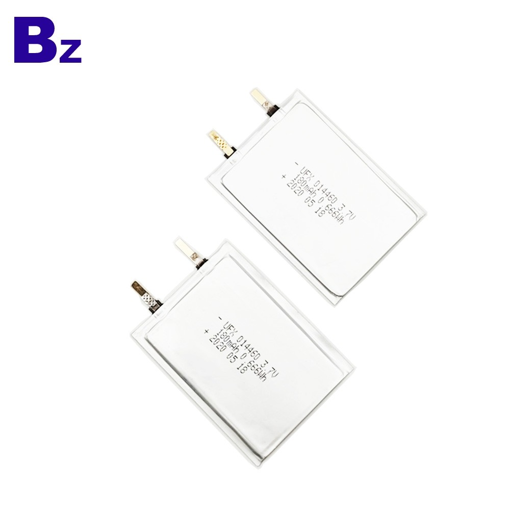014460 180mAh 3.7V Lithium Polymer Battery