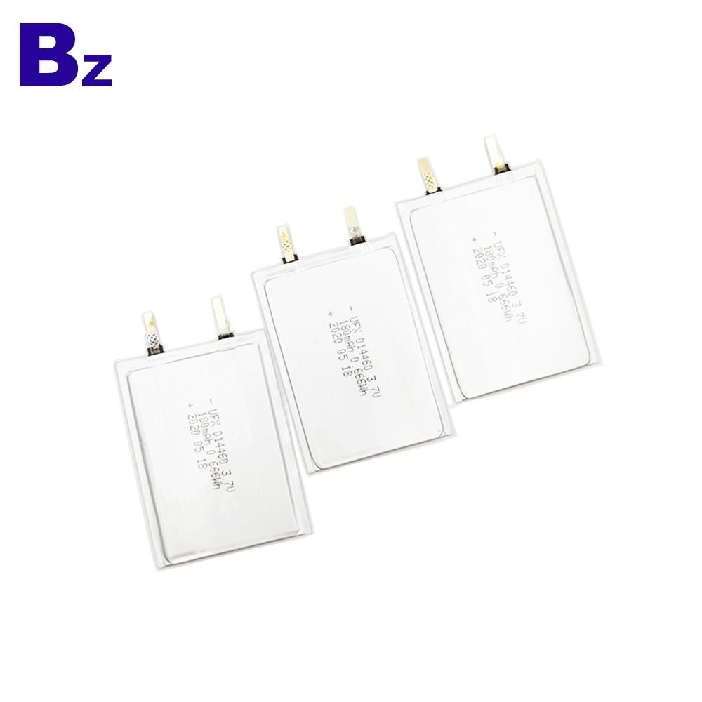 Customized Ultra-thin 180mAh Lipo Battery