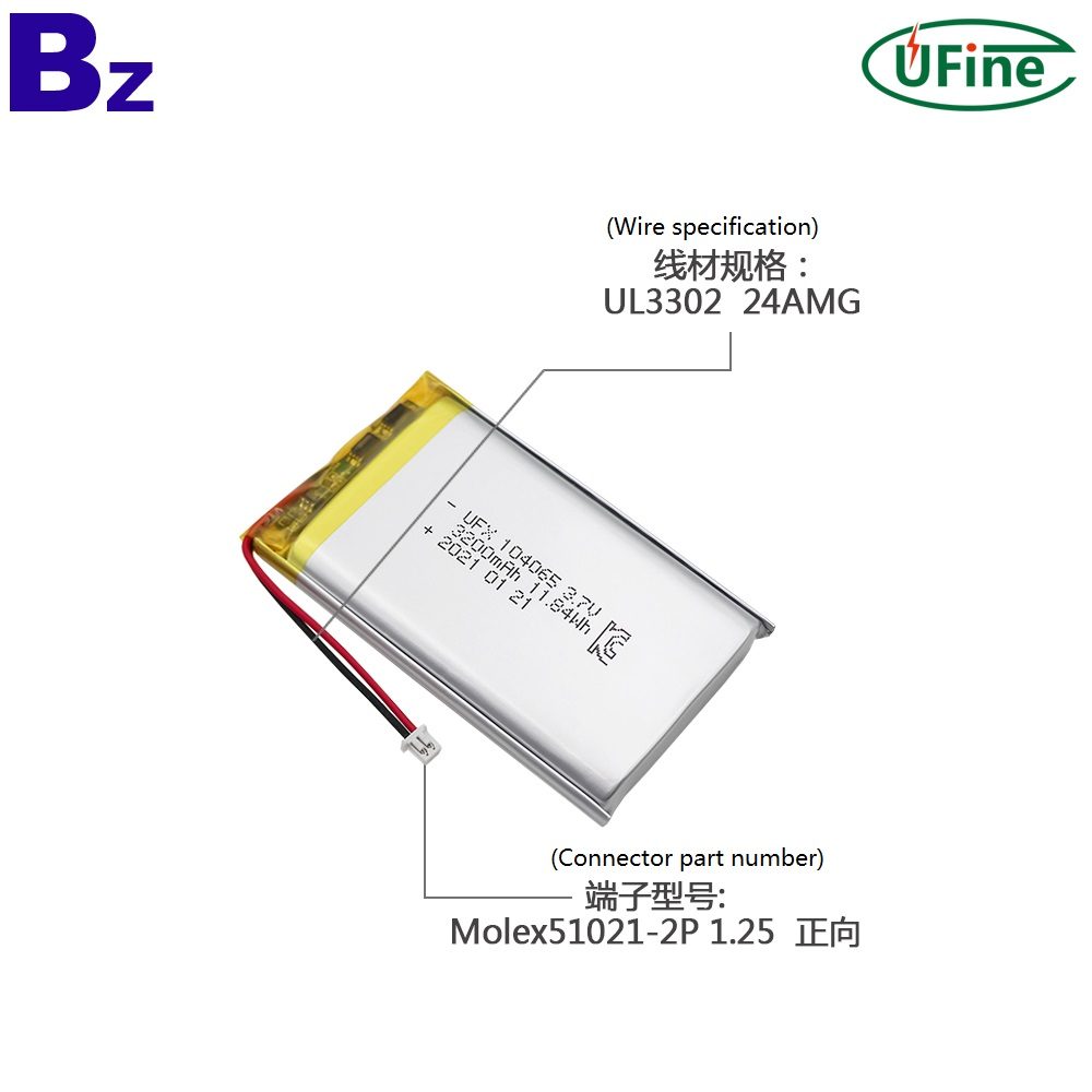 2021 Best Cheap 3200mAh Li-polymer Battery