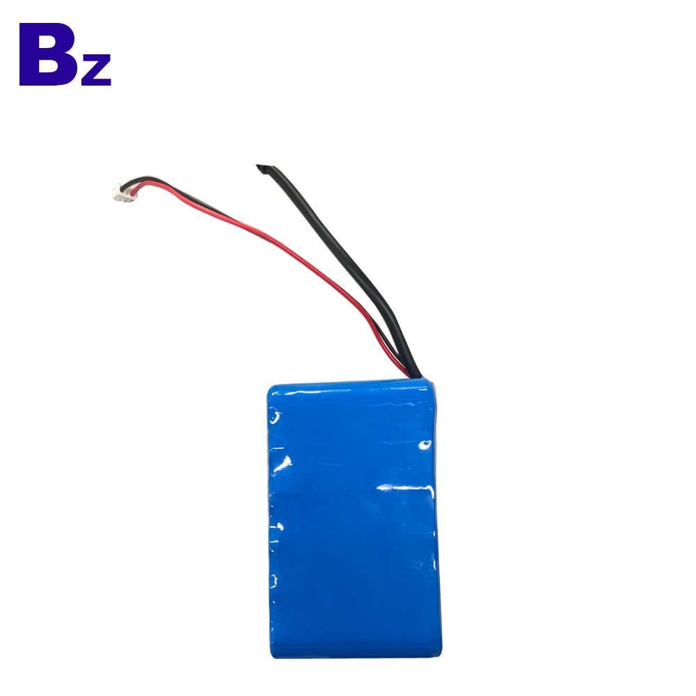 7800mAh Lithium-ion Battery Pack With Wire And Plug