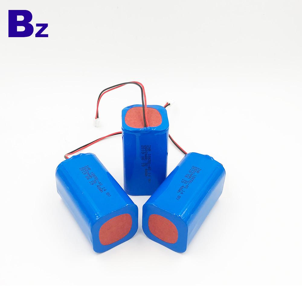 18650-4S 2600mAh 14.8V Lithium-ion Battery Pack