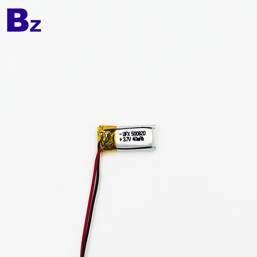 40mAh Battery For Bluetooth Headset