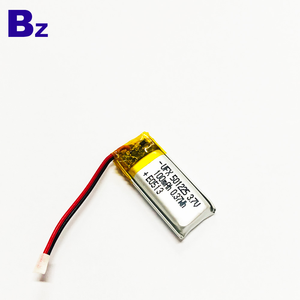 100mAh Battery For Electric Toothbrush