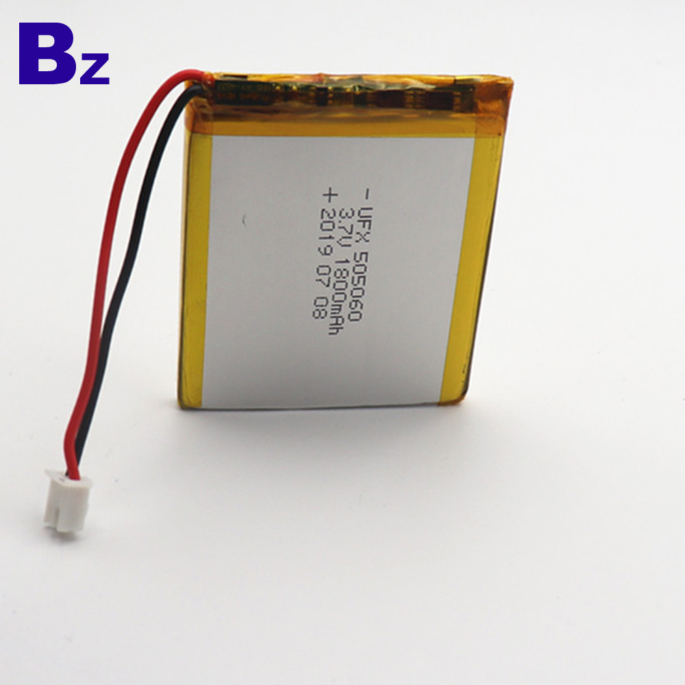 1800mAh Battery For Bluetooth Receiver Device
