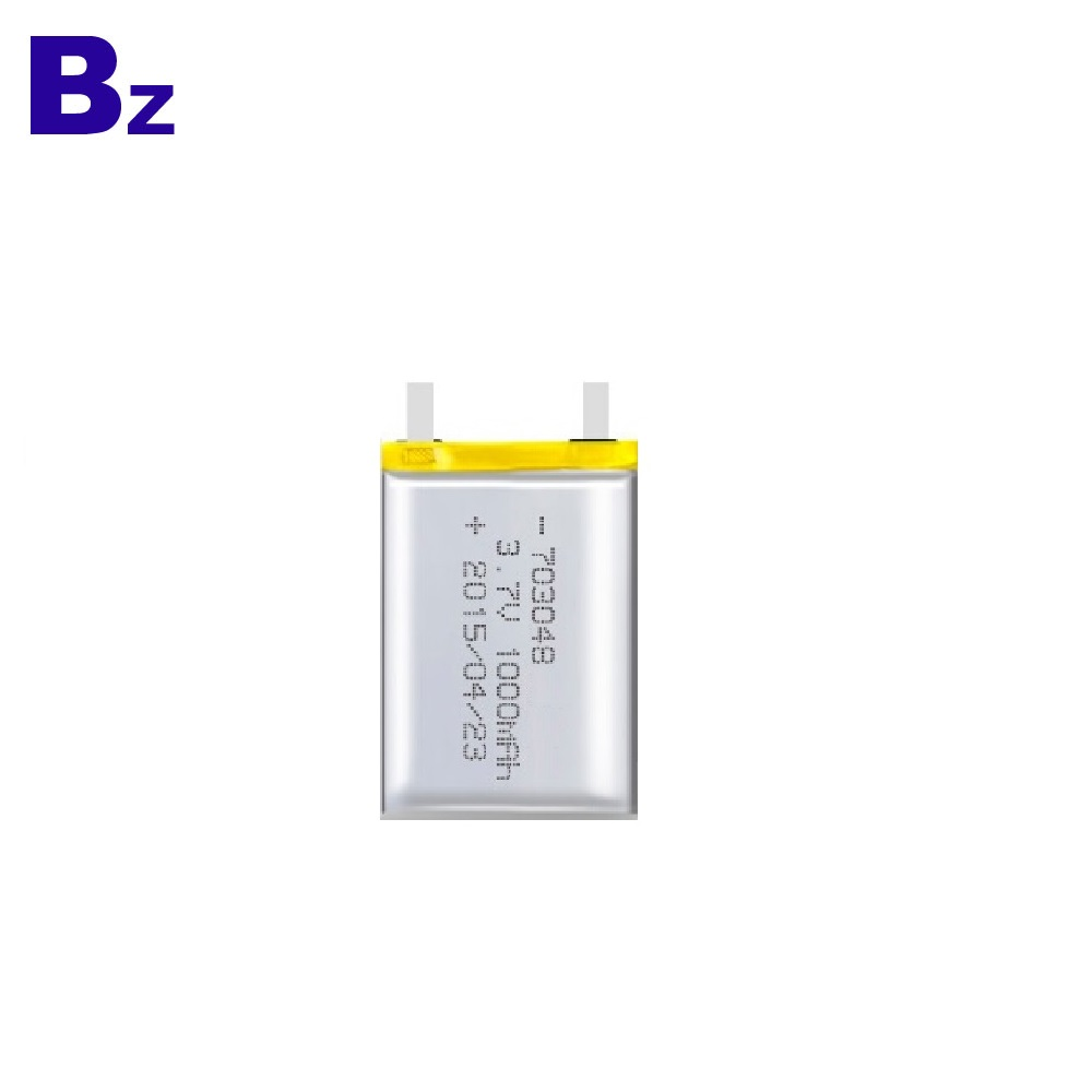 Battery with UL Certificate