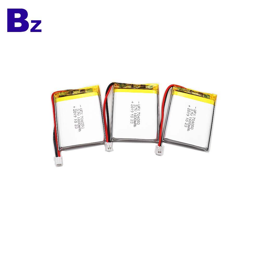 Best Selling 1600mAh Li-Polymer Battery