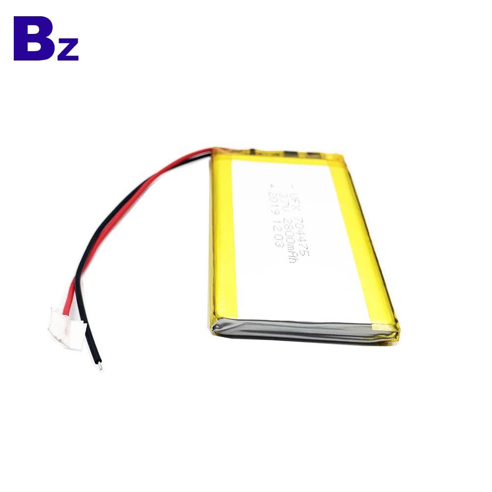 Professional Customize 2800mAh Lipo Battery