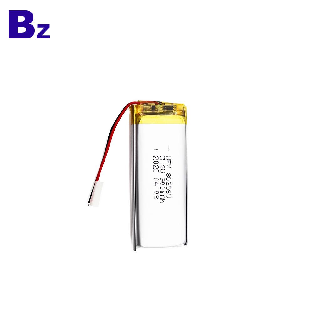 802560 3.2V Lithium Iron Phosphate Battery
