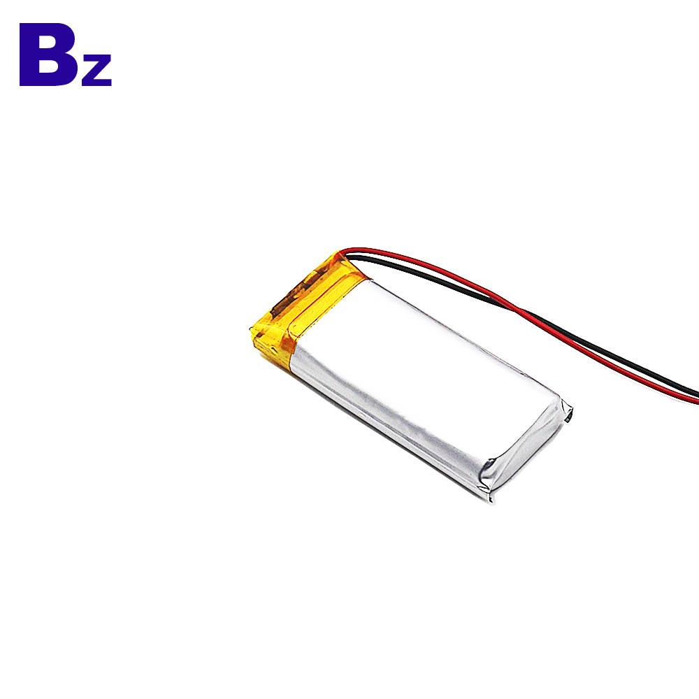 902248-3C 1050mAh 3.7V Li-polymer Battery