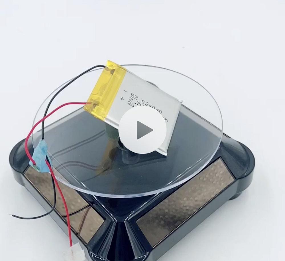 024040 250mAh 3.7V Lipo Battery